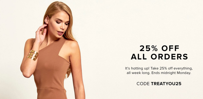 Gorgeous Couture Gorgeous Couture: 25% off all orders