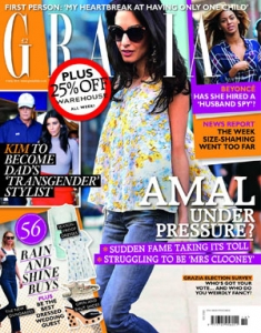 Grazia: 25% voucher to Warehouse