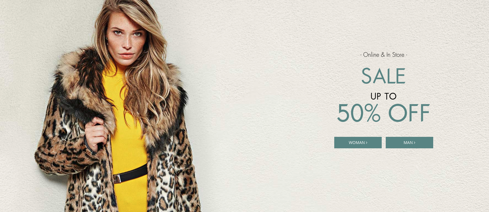 Guess: Sale up to 50% off clothing, shoes, bags, watches, jewellery and more
