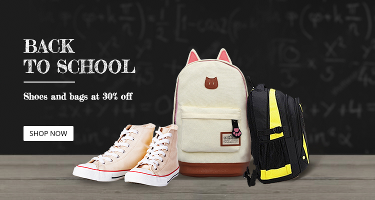 AliExpress: 30% off for shoes and bags