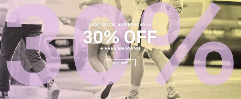 Happy Socks Happy Socks: Sale 30% off colourful socks