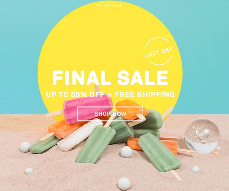 Happy Socks: Final Sale up to 50% off socks