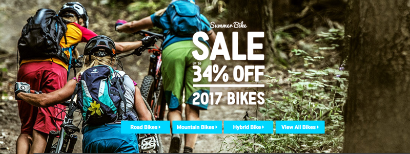 Hargroves Cycles Hargroves Cycles: Summer Sale up to 34% off road, mountain and hybrid bikes