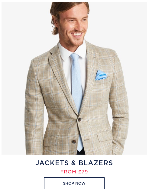 Hawes & Curtis Hawes & Curtis: jackets and blazers from £79