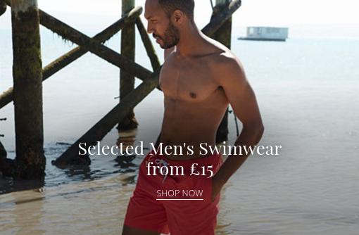 House of Fraser: mens swimwear from £15
