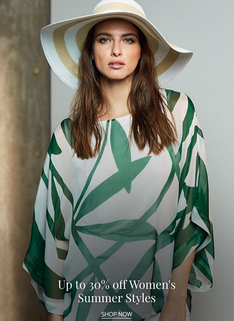 House of Fraser: Sale up to 30% off women's summer styles