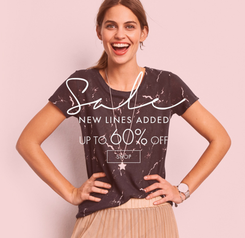 Hush Hush: Sale up to 60% off women's fashion and accessories