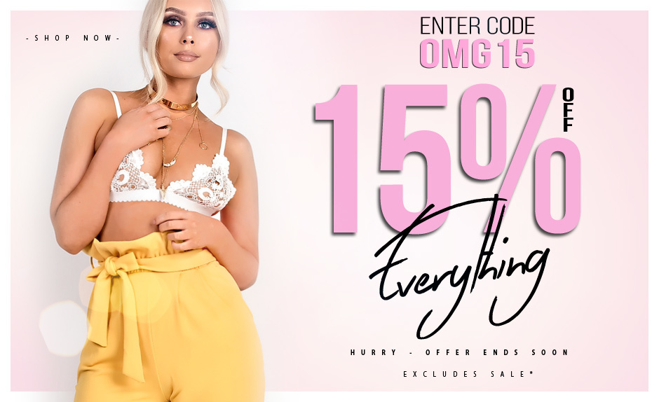 Ikrush Ikrush: 15% off women's clothing, shoes and accessories