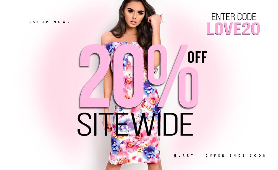 Ikrush Ikrush: 20% off clothing & fashion