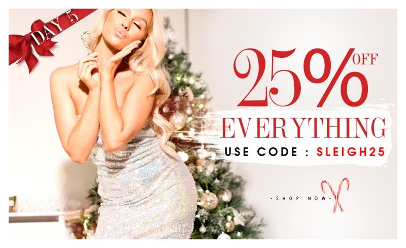 Ikrush Ikrush: 25% off womenwear