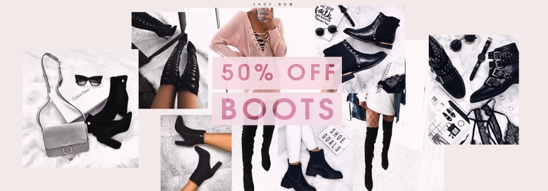 Ikrush: up to 50% off boots