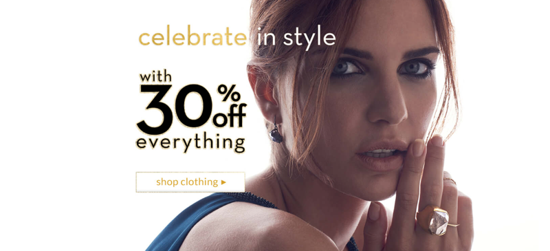 Jacques Vert: 30% off clothing