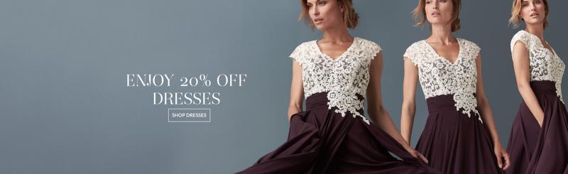 Jacques Vert: 20% off dresses