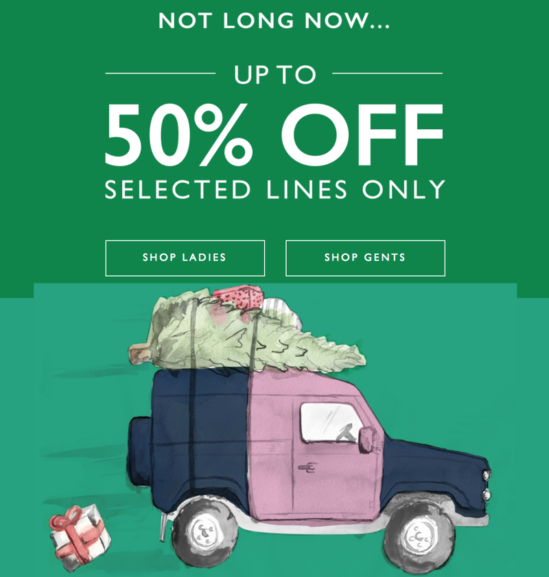 Jack Wills Jack Wills: up to 50% off ladies and gents fashion