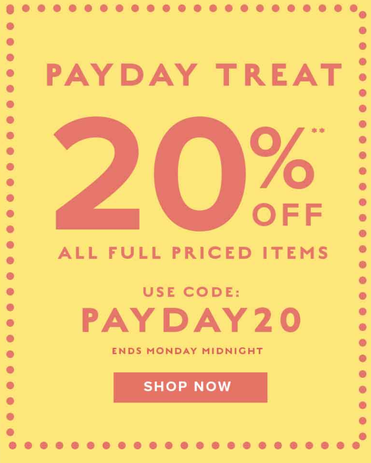 Jane Norman Jane Norman: 20% off all full priced items