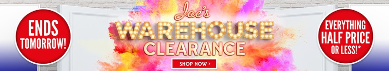Joe Browns: Clearance up to 50% off womens & mens clothes, shoes & accessories