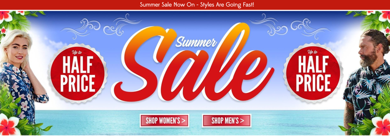 Joe Browns Joe Browns: Sale up to half price off womens and mens clothes, shoes and accessories