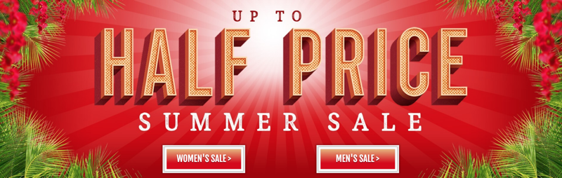 Joe Browns: Sale up to 50% off clothes, shoes and accessories