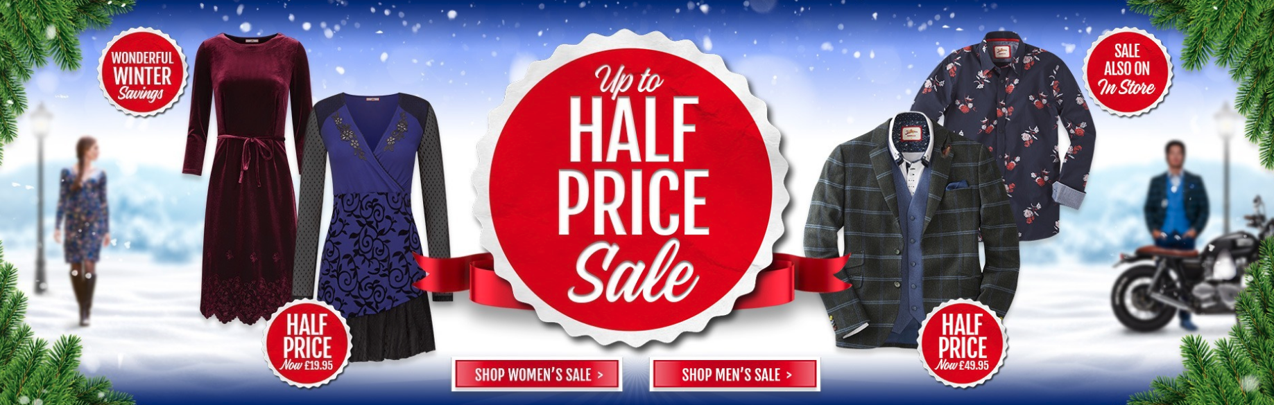 Joe Browns Joe Browns: Sale up to 50% off clothes, shoes and accessories