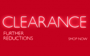 John Lewis: sale up to 50% off