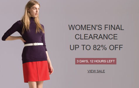 John Smedley Outlet John Smedley Outlet: Sale up to 82% off womenswear