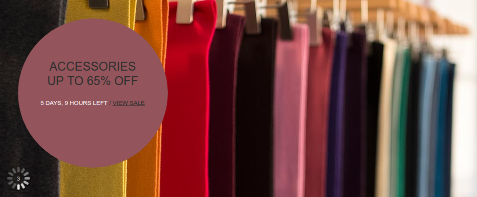 John Smedley Outlet: Sale up to 65% off accessories