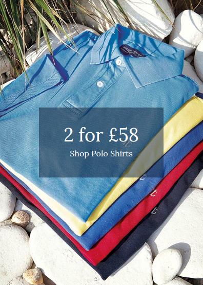 Joseph Turner: 2 polo shirts for £58