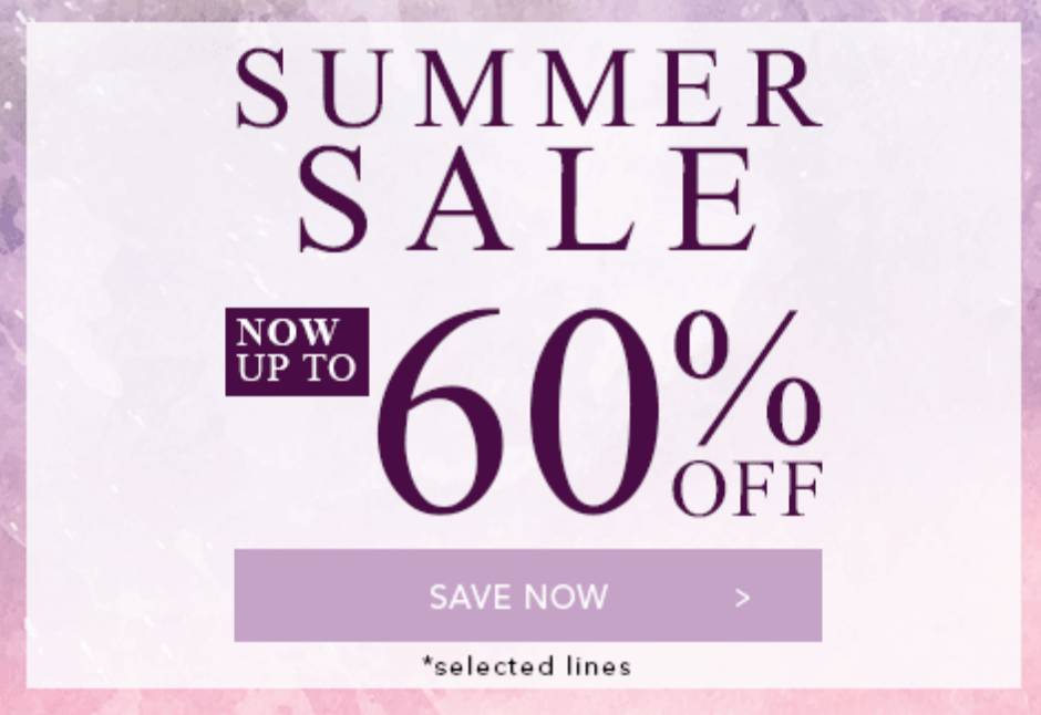 Julipa Julipa: Sale up to 60% off womens and mens clothing, footwear and lingerie