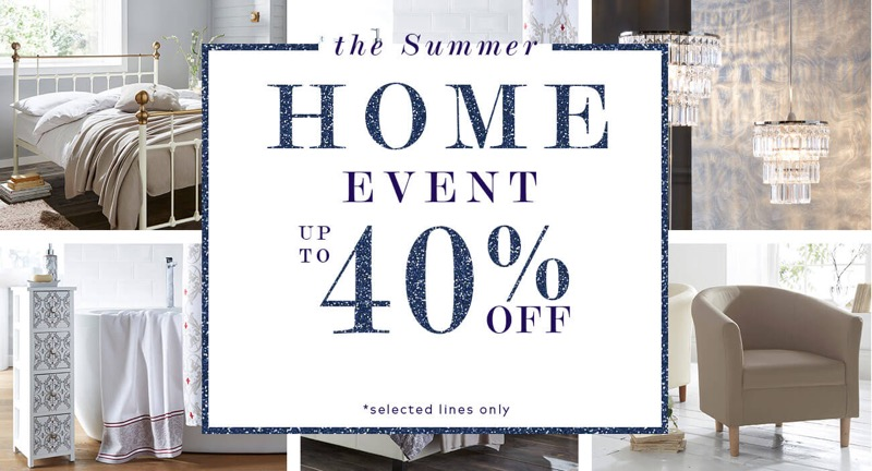 Julipa: Sale up to 40% off home accessories