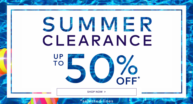 Julipa Julipa: Summer Clearance up to 50% off ladies clothing