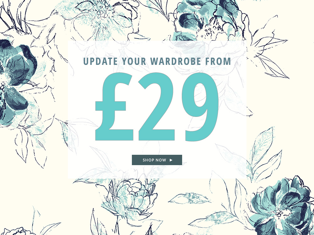 Just Last Season: womens clothing and accessories from £29