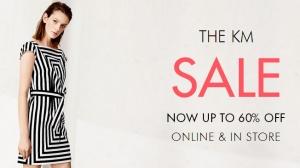 Karen Millen: sale up to 60% off