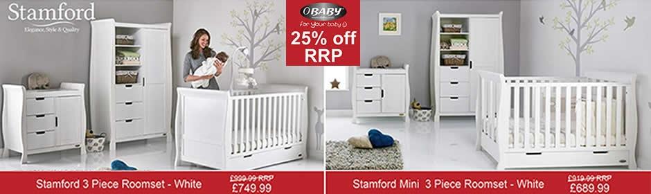 Kiddies Kingdom: up to 55% off Obaby products