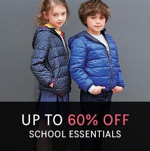 La Redoute: up to 60% off School Essentials