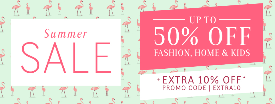La Redoute: Sale up to 50% off fashion, home and kids