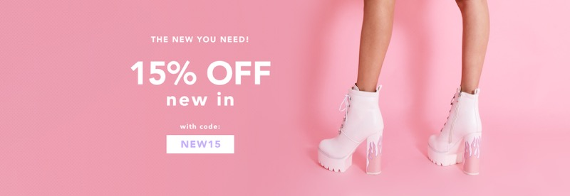 Lamoda: 15% off women's fashion and accessories