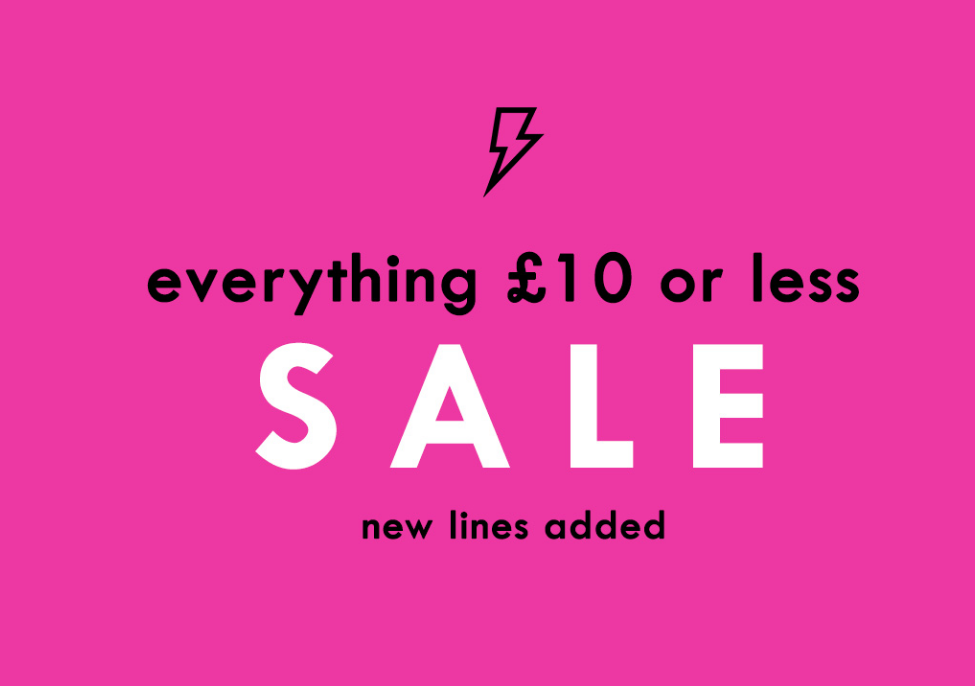 Lasula: everything £10 or less