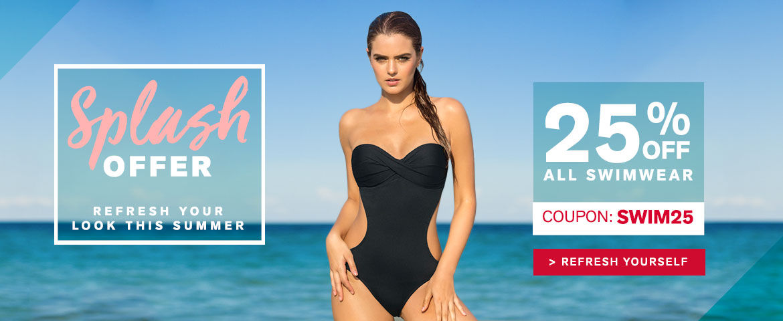 Leonisa Leonisa: 25% off all swimwear