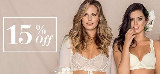 Leonisa Leonisa: 15% off bridal underwear