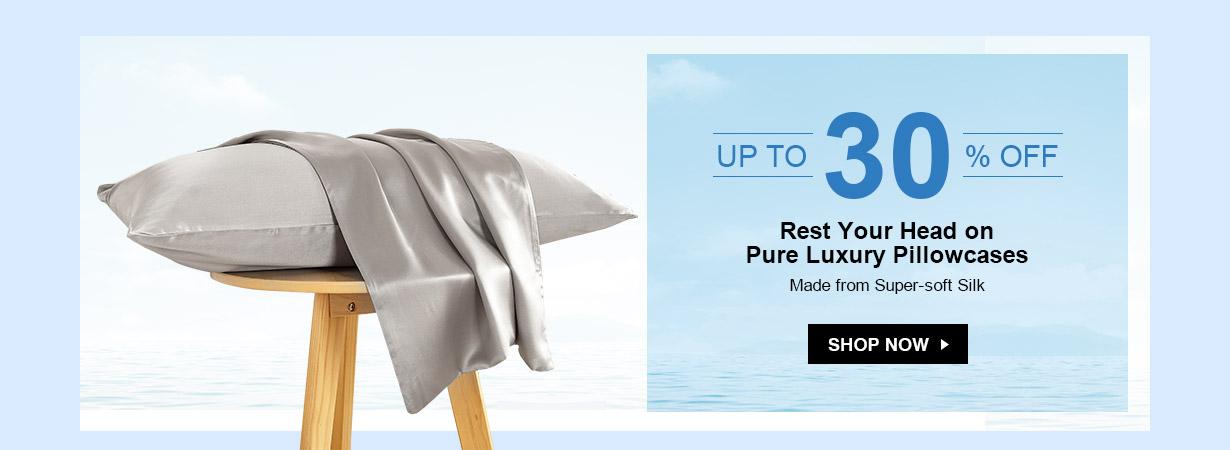 LilySilk LilySilk: up to 30% off silk pillowcases