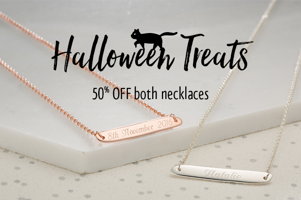 Lily Charmed: 50% off necklaces