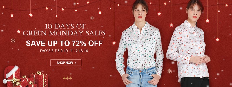 LilySilk: up to 72% off