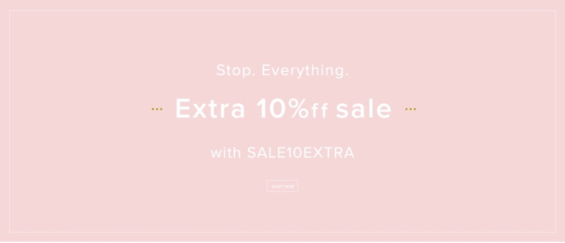 Little Mistress: Sale extra 10% off women's clothing
