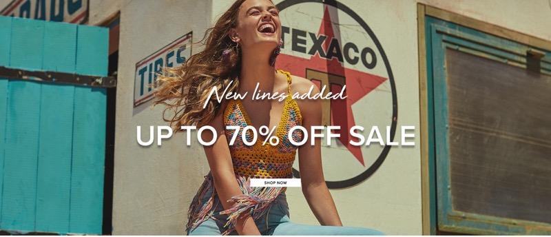 Little Mistress Little Mistress: Sale up to 70% off women's clothing