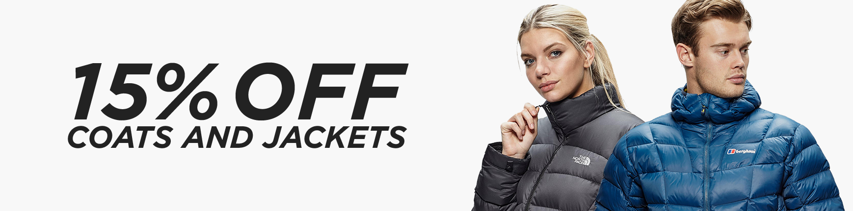 Millet Sports: 15% off coats and jackets