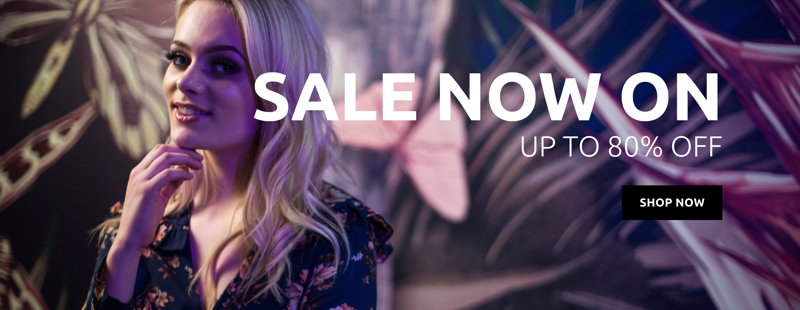 Madam Rage: Sale up to 80% off womens clothes
