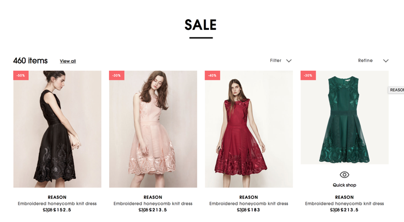 Maje: sale up to 50% off