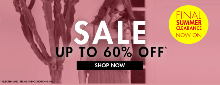 M&Co M&Co: Final Sale up to 60% off womens and mens clothing