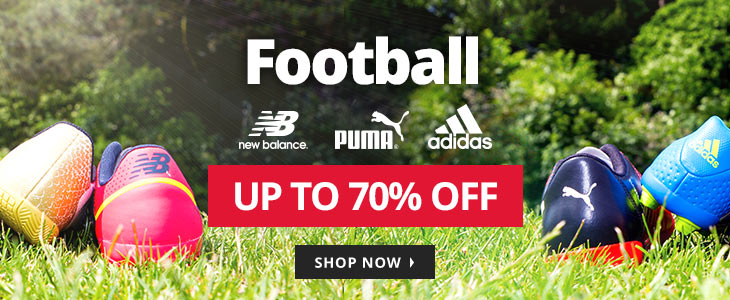 MandM Direct MandM Direct: up to 70% off football shoes, clothes and accessories