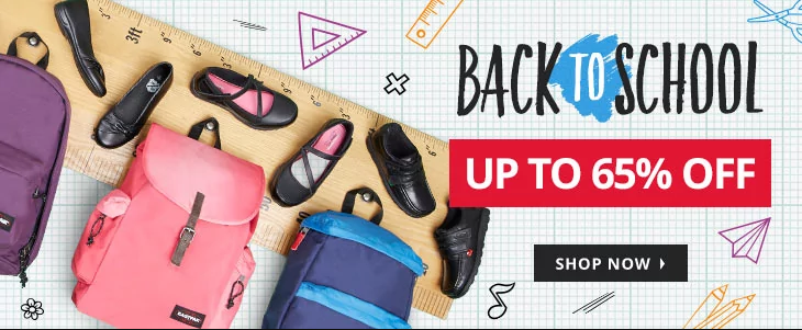 MandM Direct: Sale up to 65% off Back to School essentials